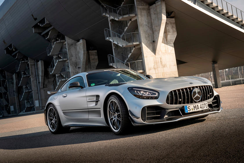 2020 Mercedes Amg Gt R Review Trims Specs And Price Carbuzz