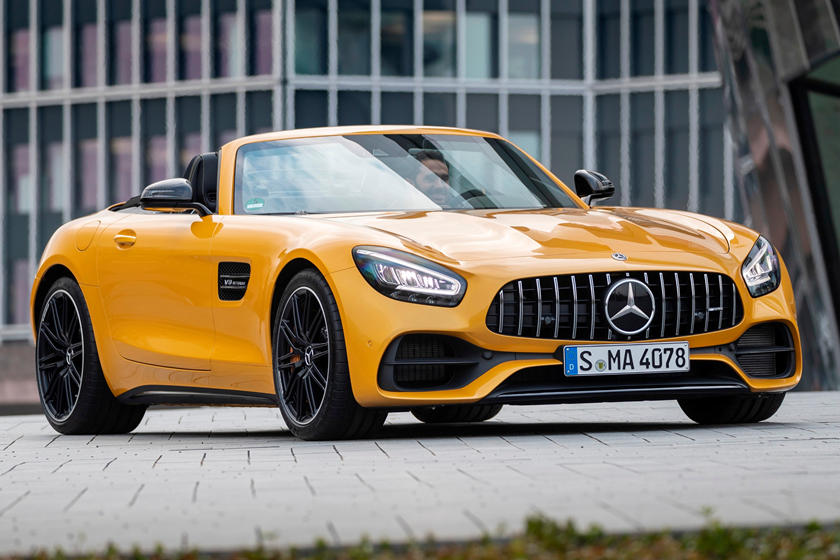 2020 Mercedes-AMG GT Roadster Review, Trims, Specs and ...