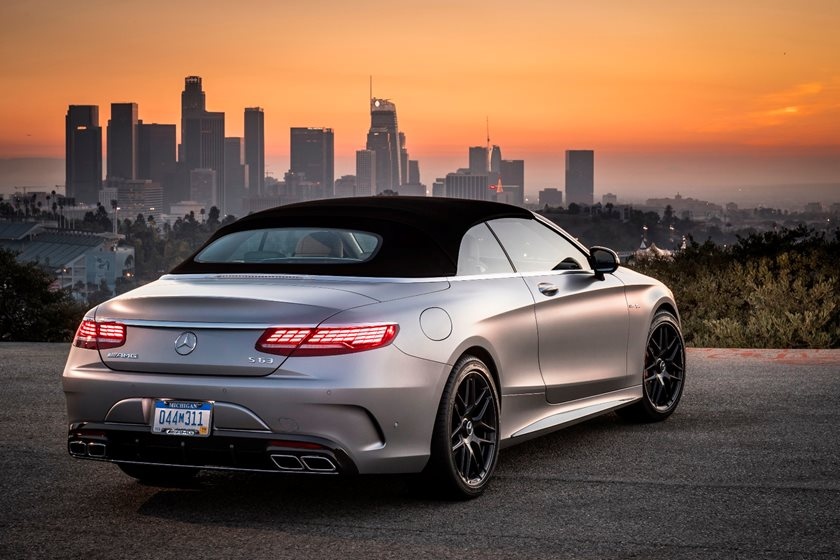 2020 Mercedes-AMG S63 Convertible Review, Trims, Specs and ...