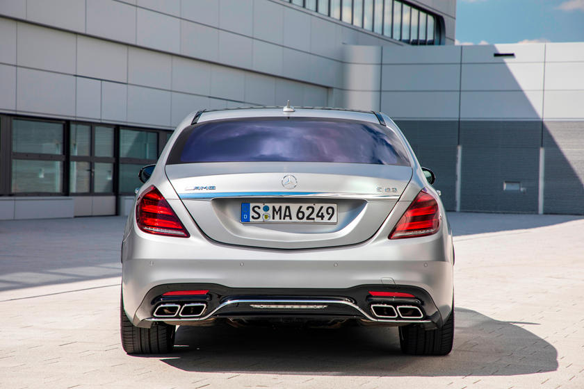 2020 Mercedes Amg S63 Sedan Review Trims Specs And Price