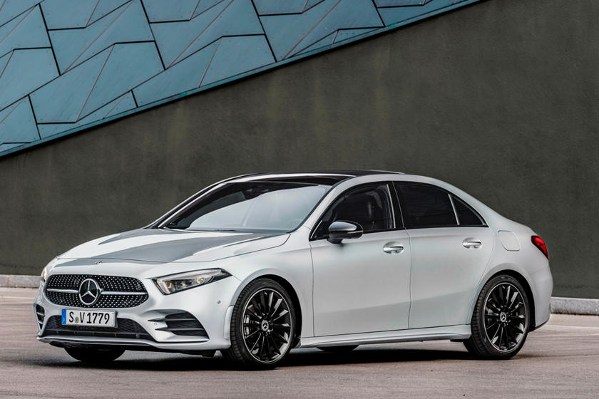 2020 Mercedes-Benz A-Class Sedan Review, Trims, Specs and ...