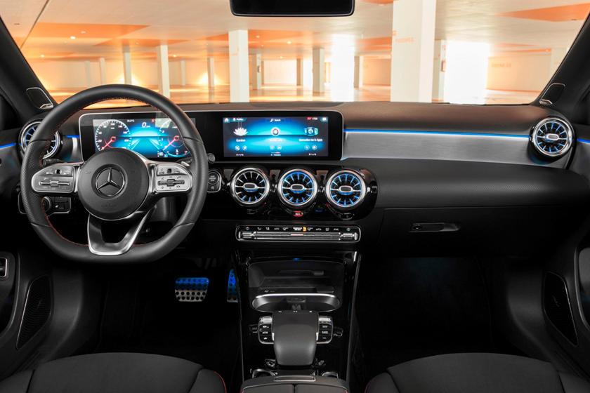 2020 Mercedes-Benz A-Class Sedan Interior Photos | CarBuzz