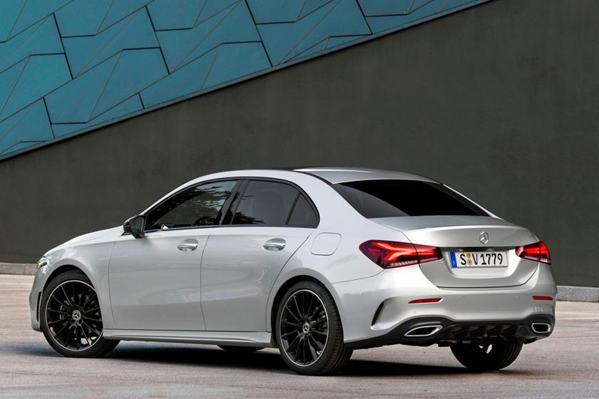 2020 Mercedes Benz A Class Sedan Review Trims Specs And
