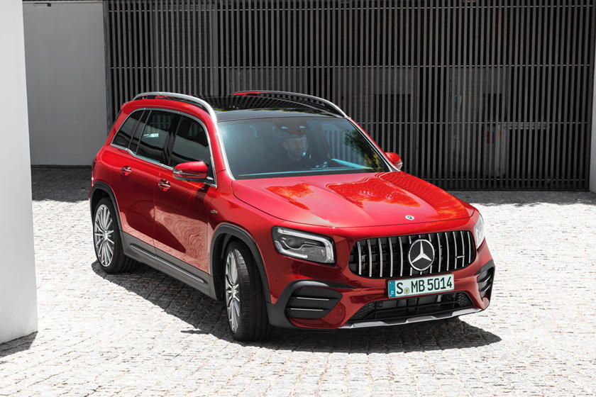 2020 Mercedes-Benz AMG GLB 35 Review, Trims, Specs and Price   CarBuzz