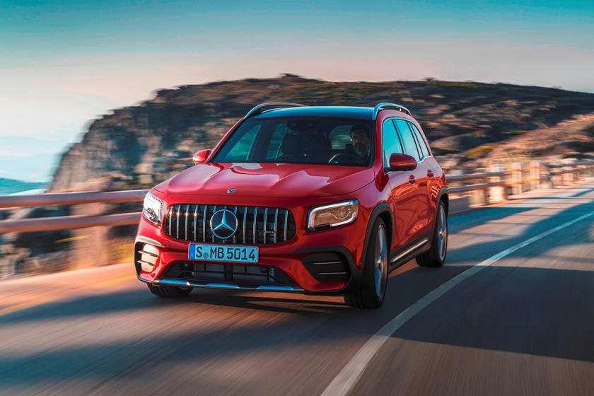 2020 Mercedes-Benz GLB: Specs, Design, Price >> 2020 Mercedes Benz Amg Glb 35 Review Trims Specs And Price