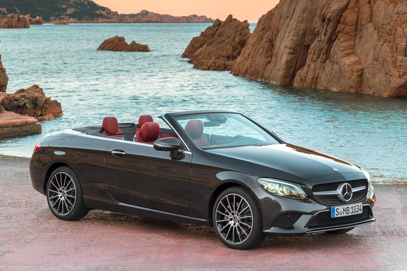 2020 Mercedes Benz C Class Convertible Review Trims Specs