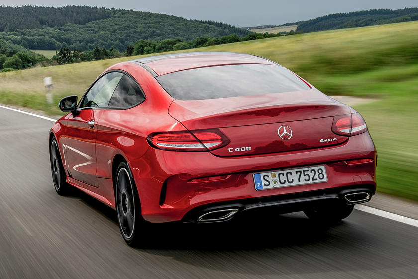 2020 Mercedes Benz C Class Coupe Review Trims Specs And