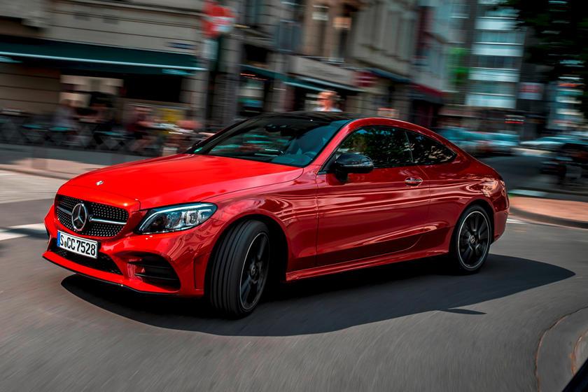 2020 Mercedes-Benz C-Class Coupe: Review, Trims, Specs ...