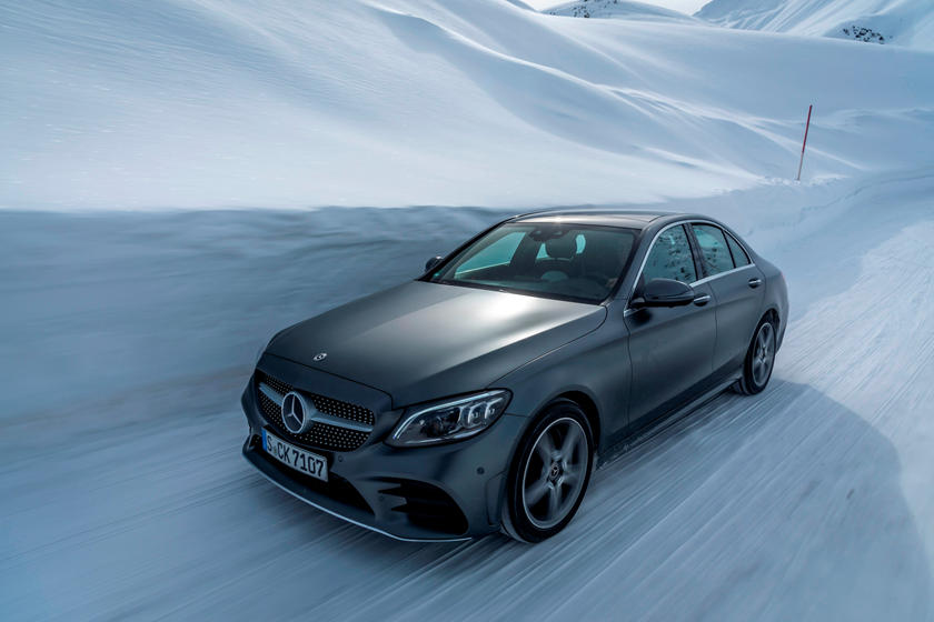 2020 Mercedes Benz C Class Sedan Review Trims Specs And Price