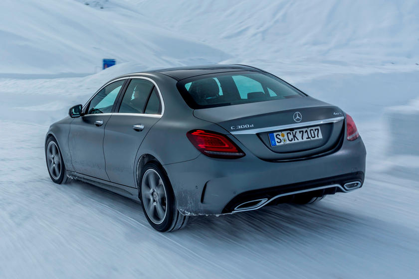 2020 Mercedes-Benz C-Class Sedan: Review, Trims, Specs ...