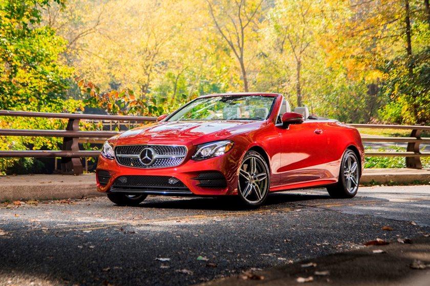 2020 Mercedes Benz E Class Convertible Review Trims Specs