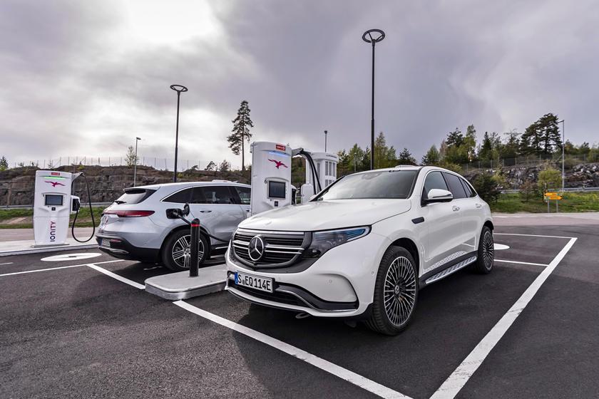 2020 Mercedes-Benz EQC: Review, Trims, Specs, Price, New Interior Features, Exterior Design, and ...