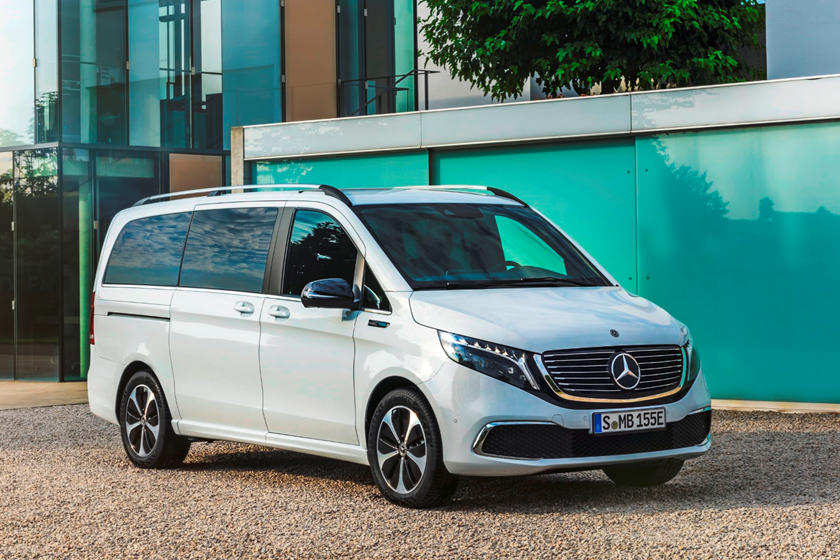 Mercedes Van Price >> 2020 Mercedes Benz Eqv Review Trims Specs And Price Carbuzz