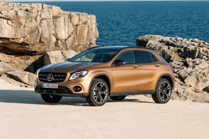 2020 Mercedes-Benz GLA Spy Shots, Rumors >> 2020 Mercedes Benz Gla Class Suv Review Trims Specs And