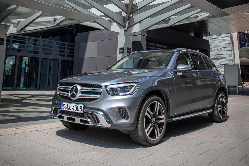 2020 Mercedes – Benz GLC Full Review >> 2020 Mercedes Benz Glc Class Suv Review Trims Specs And