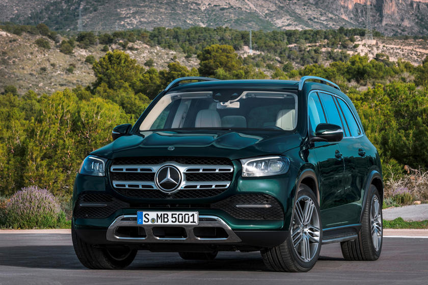 2020 Mercedes – Benz GLS New Engine, Price Updates >> 2020 Mercedes Benz Gls Class Suv Review Trims Specs And