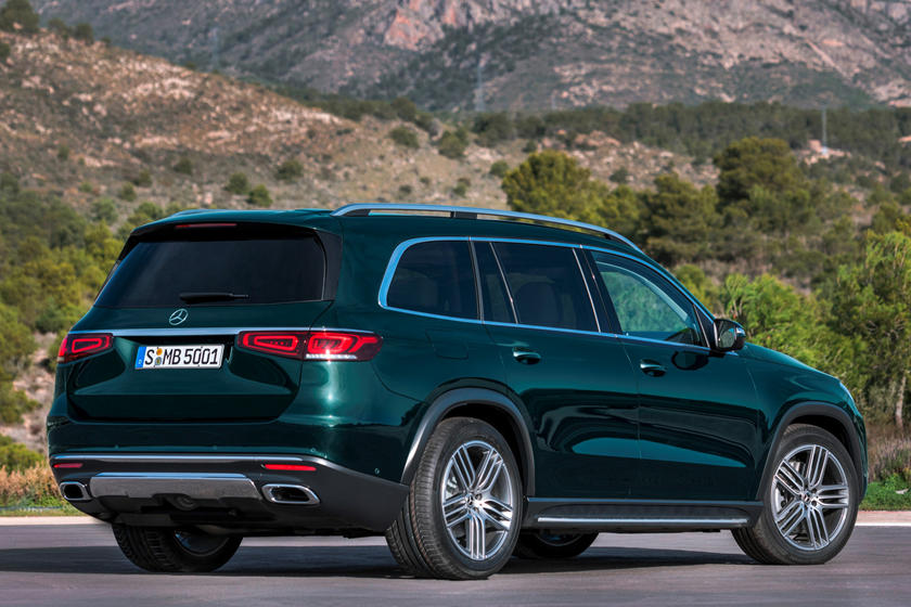 2020 Mercedes Benz Gls Class Suv Review Trims Specs And