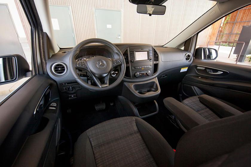 2020 Mercedes Benz Metris Passenger Van Review Trims Specs