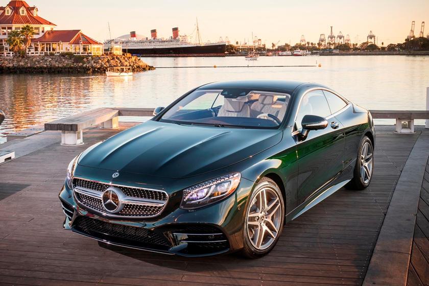 2020 Mercedes-Benz S-Class Coupe: Review, Trims, Specs ...