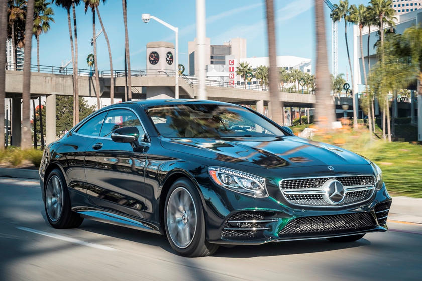 2020 Mercedes-Benz S-Class Coupe: Review, Trims, Specs, Price, New Interior Features, Exterior ...
