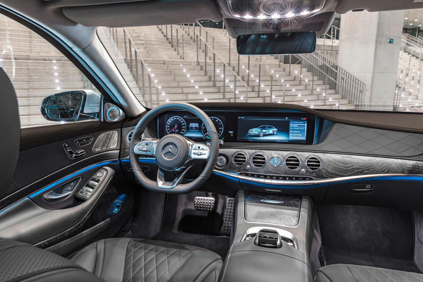 2020 Mercedes Benz S Class Hybrid Review Trims Specs And