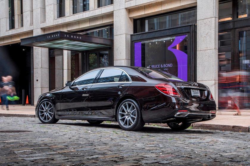 2020 Mercedes-Benz S-Class Sedan: Review, Trims, Specs ...