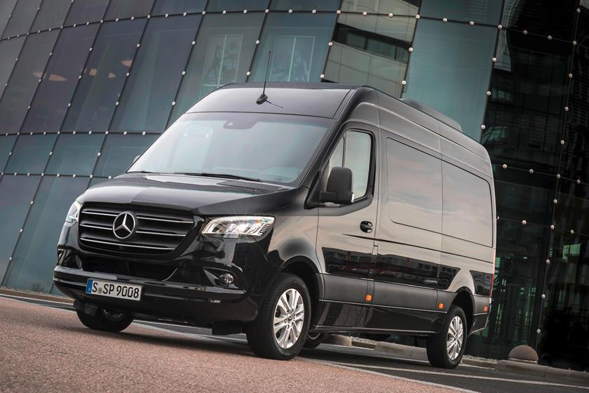 2020 Mercedes-Benz Sprinter Passenger Van Review, Trims ...