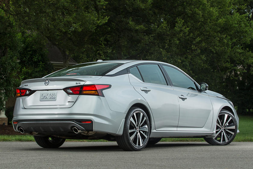 2020 Nissan Altima Review Trims Specs Price New Interior Features Exterior Design And Specifications Carbuzz
