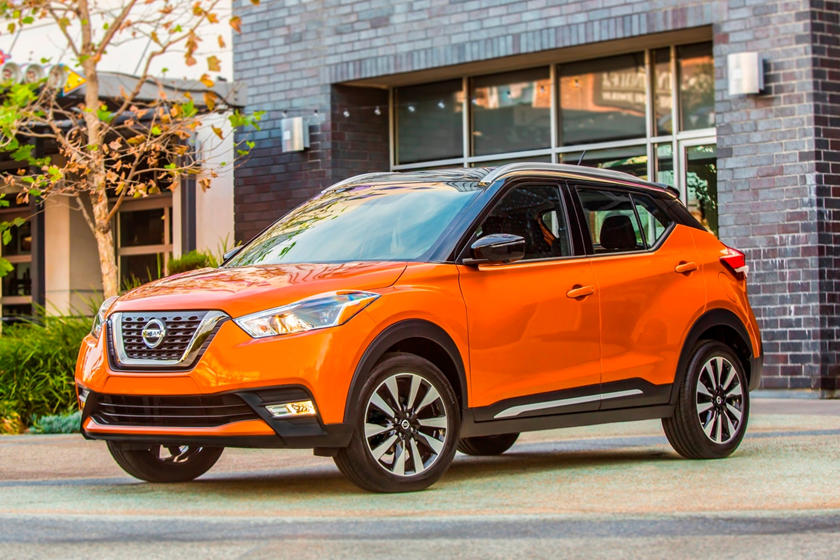 2020 Nissan Kicks Review Trims Specs Price New Interior Features Exterior Design And Specifications Carbuzz