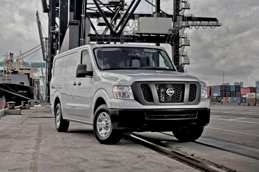 2020 Nissan Nv Cargo Review Trims Specs Price New Interior Features Exterior Design And Specifications Carbuzz