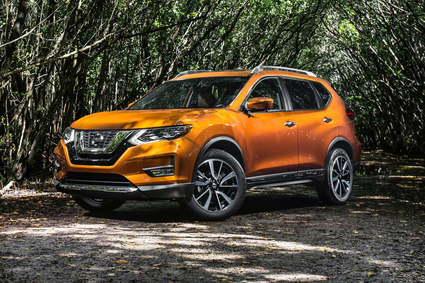 2020 Nissan Rogue Review Trims Specs Price New Interior Features Exterior Design And Specifications Carbuzz