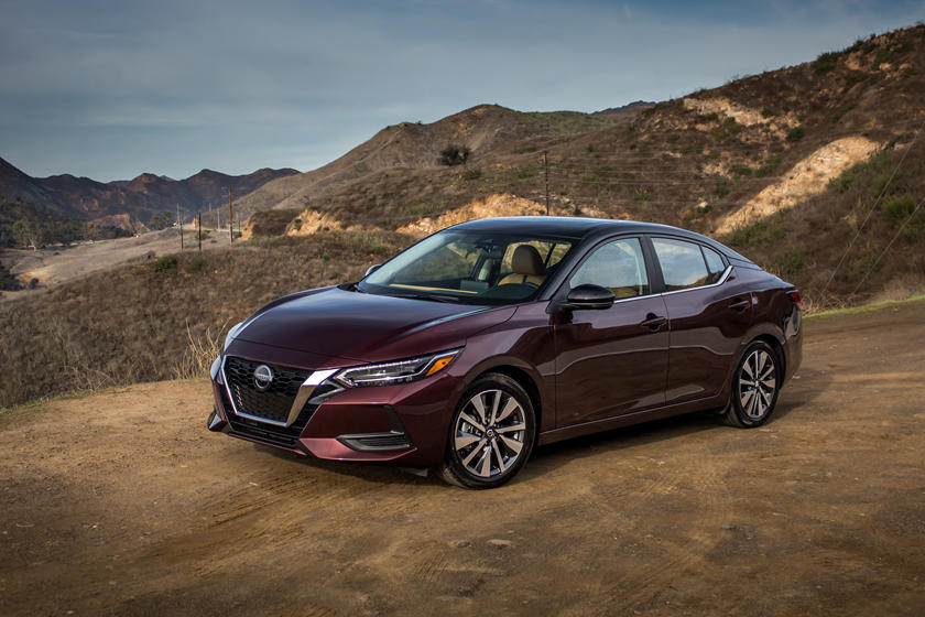 2020 Nissan Sentra Review Trims Specs Price New Interior Features Exterior Design And Specifications Carbuzz