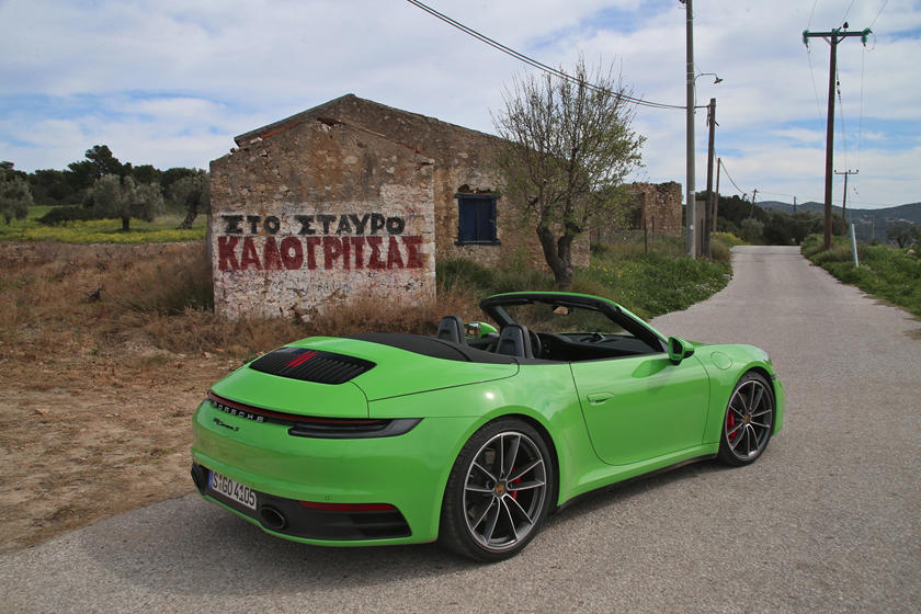 2020 Porsche 911 Carrera Cabriolet Review Trims Specs Price New Interior Features Exterior Design And Specifications Carbuzz