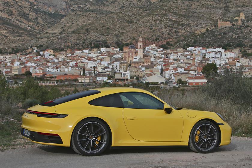 2020 Porsche 911 Carrera: Review, Trims, Specs, Price, New ...