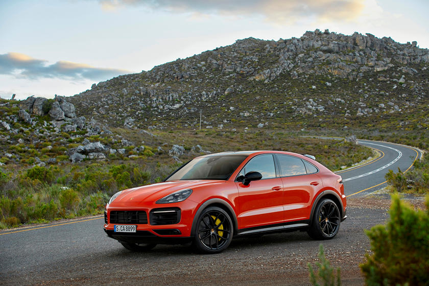 2020 Porsche Cayenne Coupe Review Trims Specs And Price