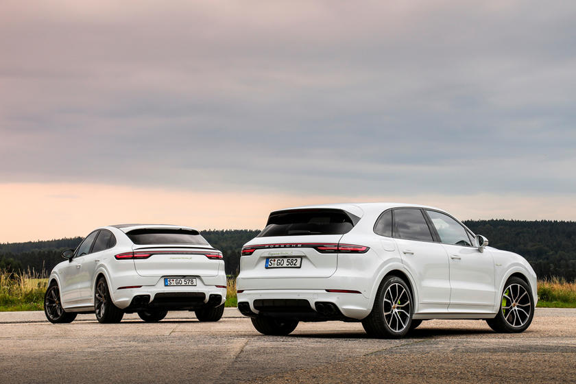 2020 Porsche Cayenne Coupe Hybrid Review Trims Specs And