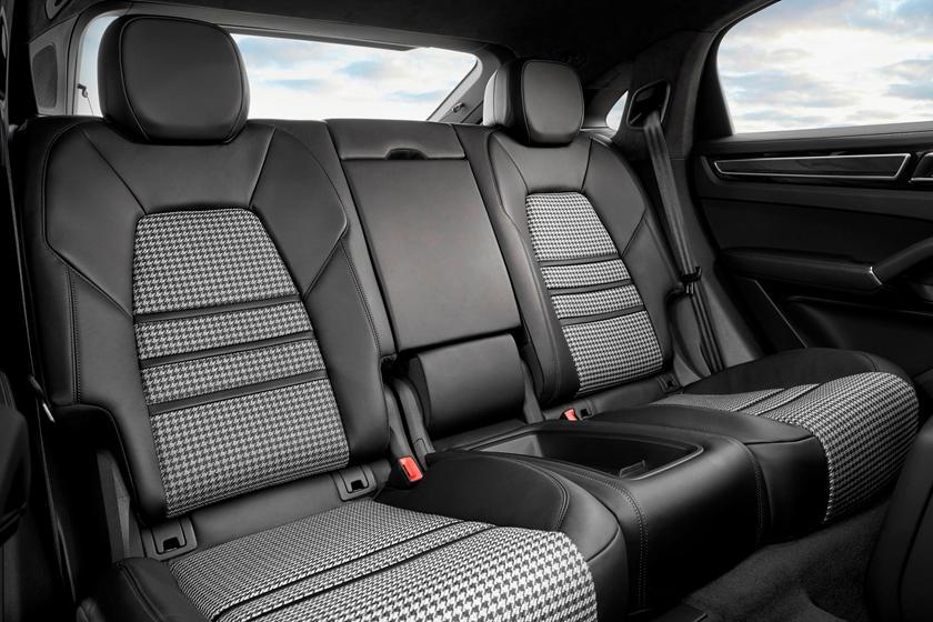 2020 Porsche Cayenne Coupe Interior Photos Carbuzz