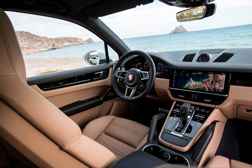 2020 Porsche Cayenne Review Trims Specs Price New Interior Features Exterior Design And Specifications Carbuzz