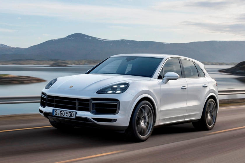 2020 Porsche Cayenne Turbo: Review, Trims, Specs, Price, New ...