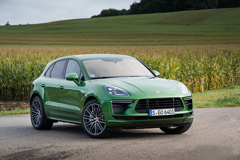 2020 Porsche Macan Turbo Review Trims Specs Price New Interior Features Exterior Design And Specifications Carbuzz