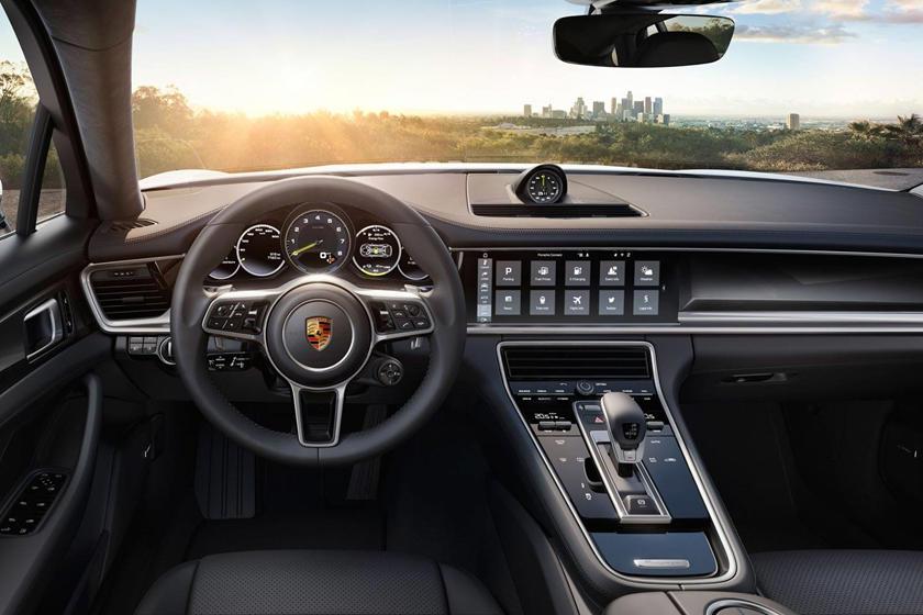 2020 Porsche Panamera E Hybrid Interior Photos Carbuzz