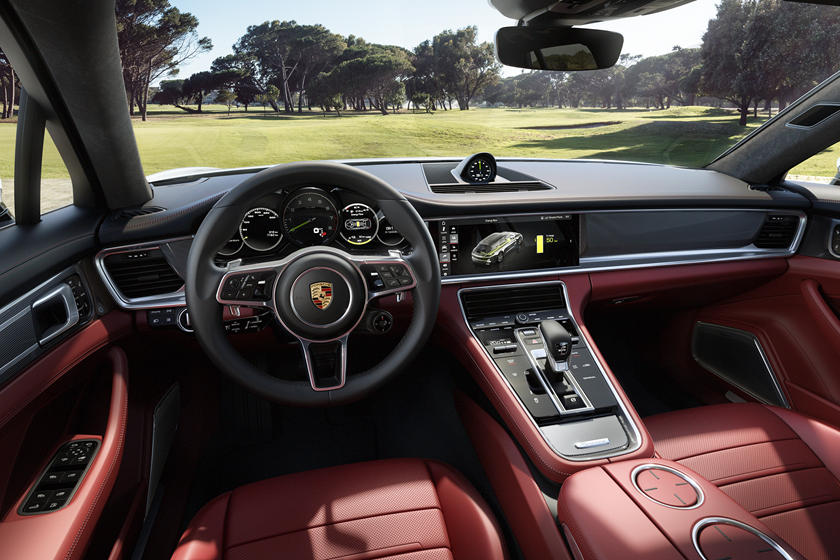 2020 Porsche Panamera E Hybrid Sport Turismo Review Trims Specs Price New Interior Features Exterior Design And Specifications Carbuzz