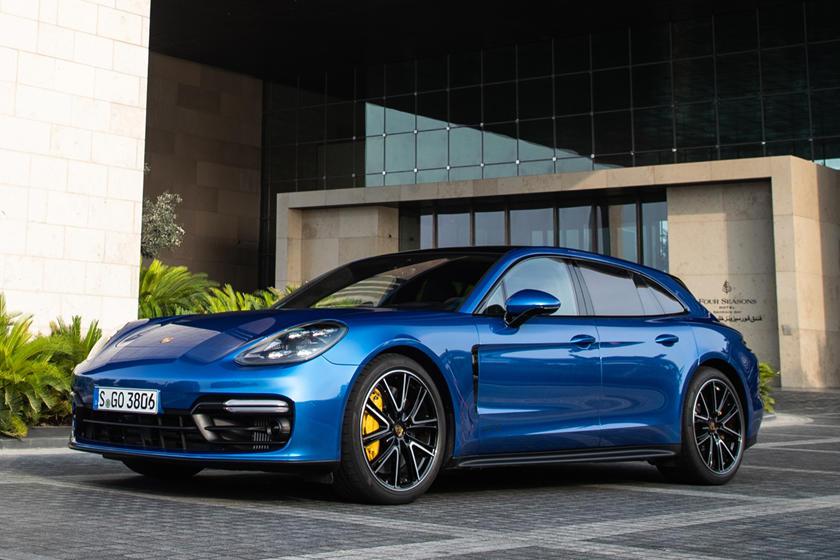 2020 Porsche Panamera Sport Turismo: Review, Trims, Specs, Price ...