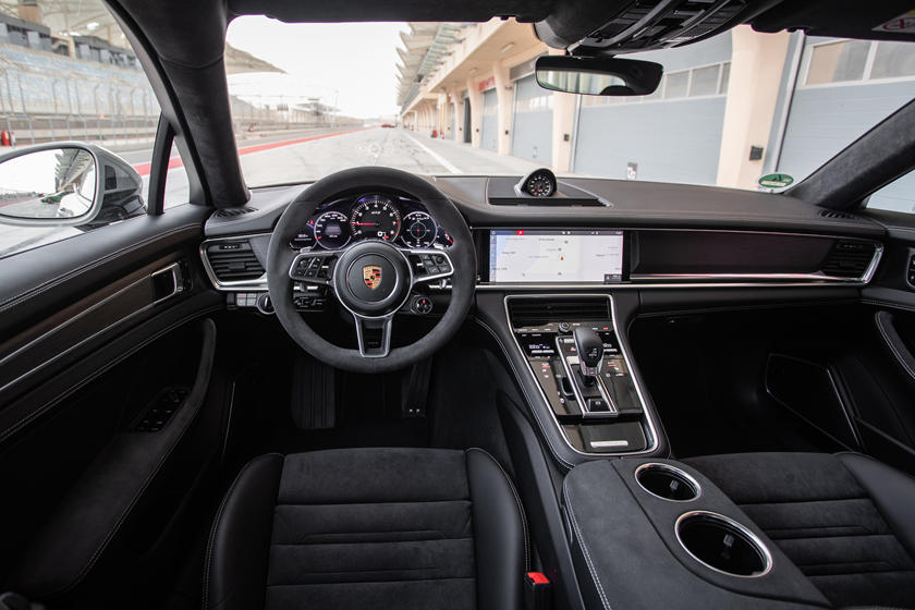 2020 Porsche Panamera Sport Turismo Review Trims Specs Price New Interior Features Exterior Design And Specifications Carbuzz
