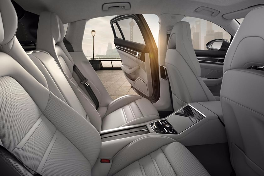 2020 Porsche Panamera Turbo Review Trims Specs Price New Interior Features Exterior Design And Specifications Carbuzz