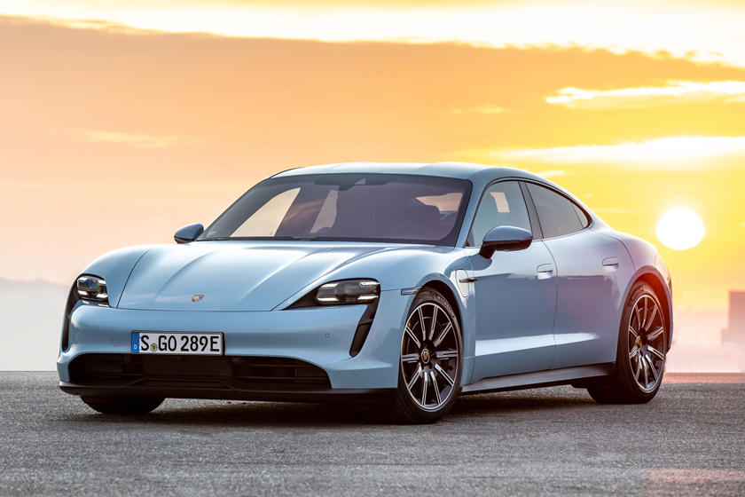 2020 Porsche Taycan Review Trims Specs Price New Interior Features Exterior Design And Specifications Carbuzz
