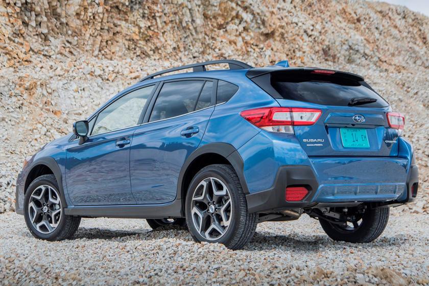 2020 Subaru Crosstrek Review Trims Specs Price New Interior Features Exterior Design And Specifications Carbuzz