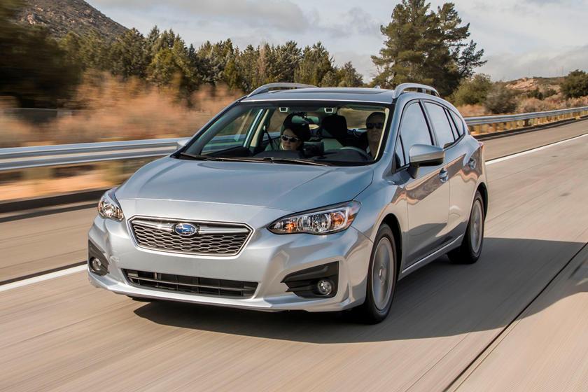Keyless Smart Door Handle Catch Chrome Covers Trims For Subaru Impreza 2013 2016