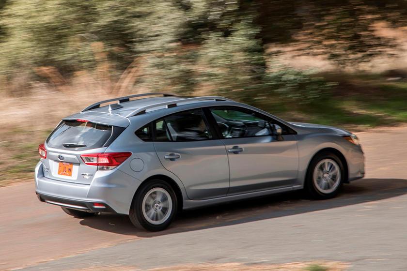 2020 Subaru Impreza Hatchback Review Trims Specs And Price Carbuzz