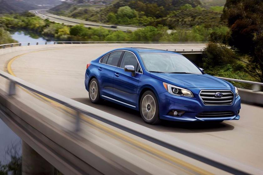 2020 Subaru Legacy Exterior Photos | CarBuzz
